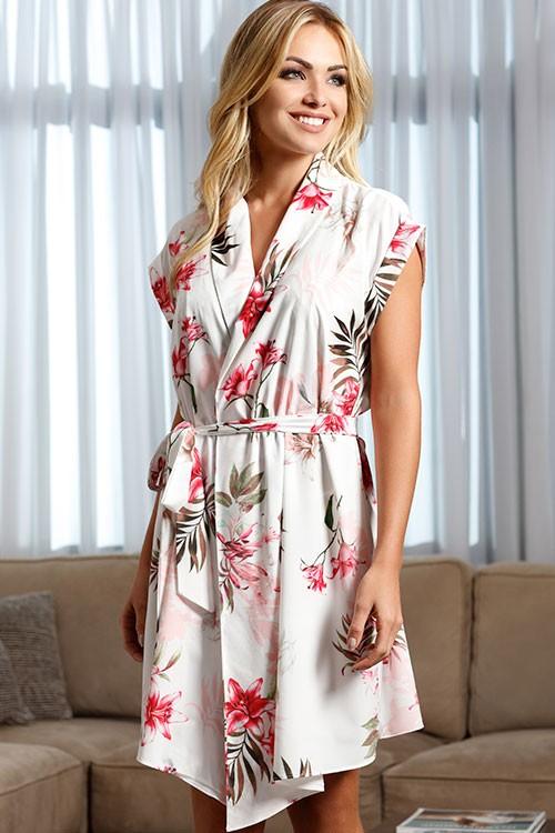 Kimono Estampado Charme