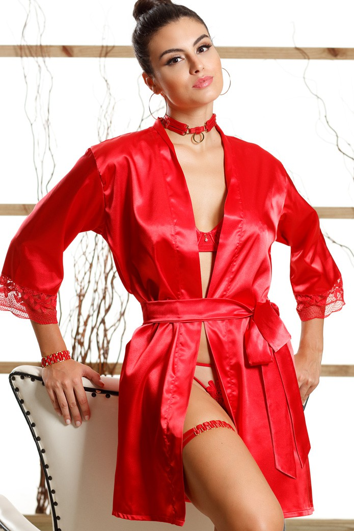 Robe Rouge Intense
