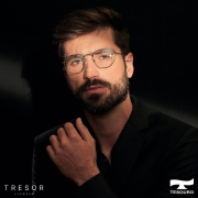ÓCULOS TRESOR - GUSTAVO ALCKMIN CLIP ON OM1033 C3