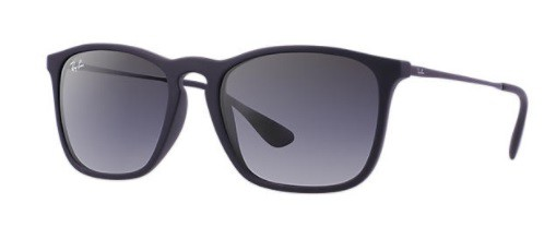ÓCULOS DE SOL RAY-BAN CHRIS RB4187L 622/8G 54- cod 010004858 - 220099409
