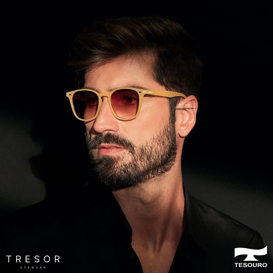 ÓCULOS DE SOL TRESOR - GUSTAVO ALCKMIN A0073-3