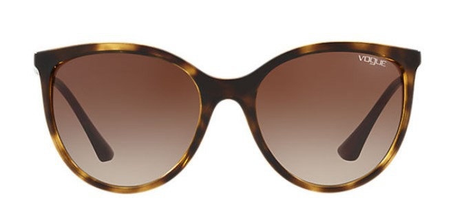 ÓCULOS DE SOL VOGUE FEMININO CAT EYE VO5221SL W6561355 - COD 11006367