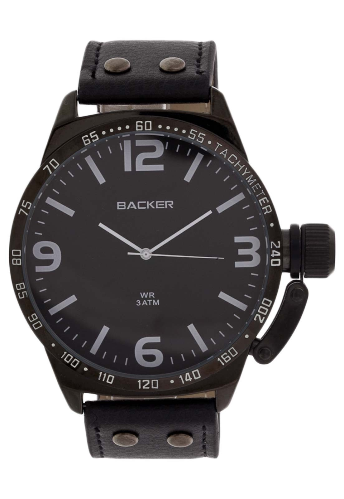 RELÓGIO BACKER MASCULINO 3188112M - cod interno 030001438