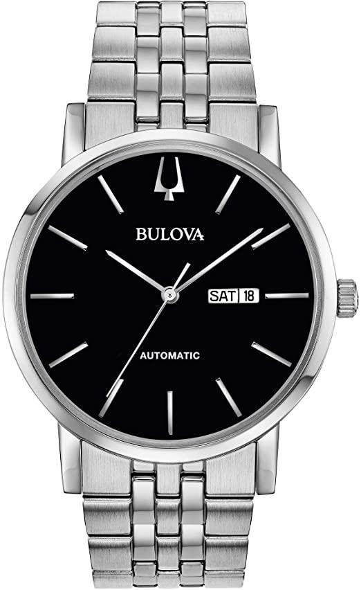 Relógio Bulova Masculino Automático 96C132 - cod 30030398