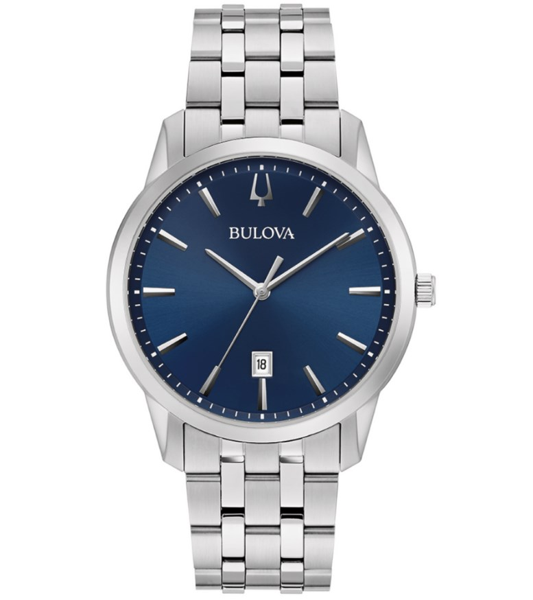 RELÓGIO BULOVA UNISSEX CLASSIC SUTTON 96B338 - COD 30030879