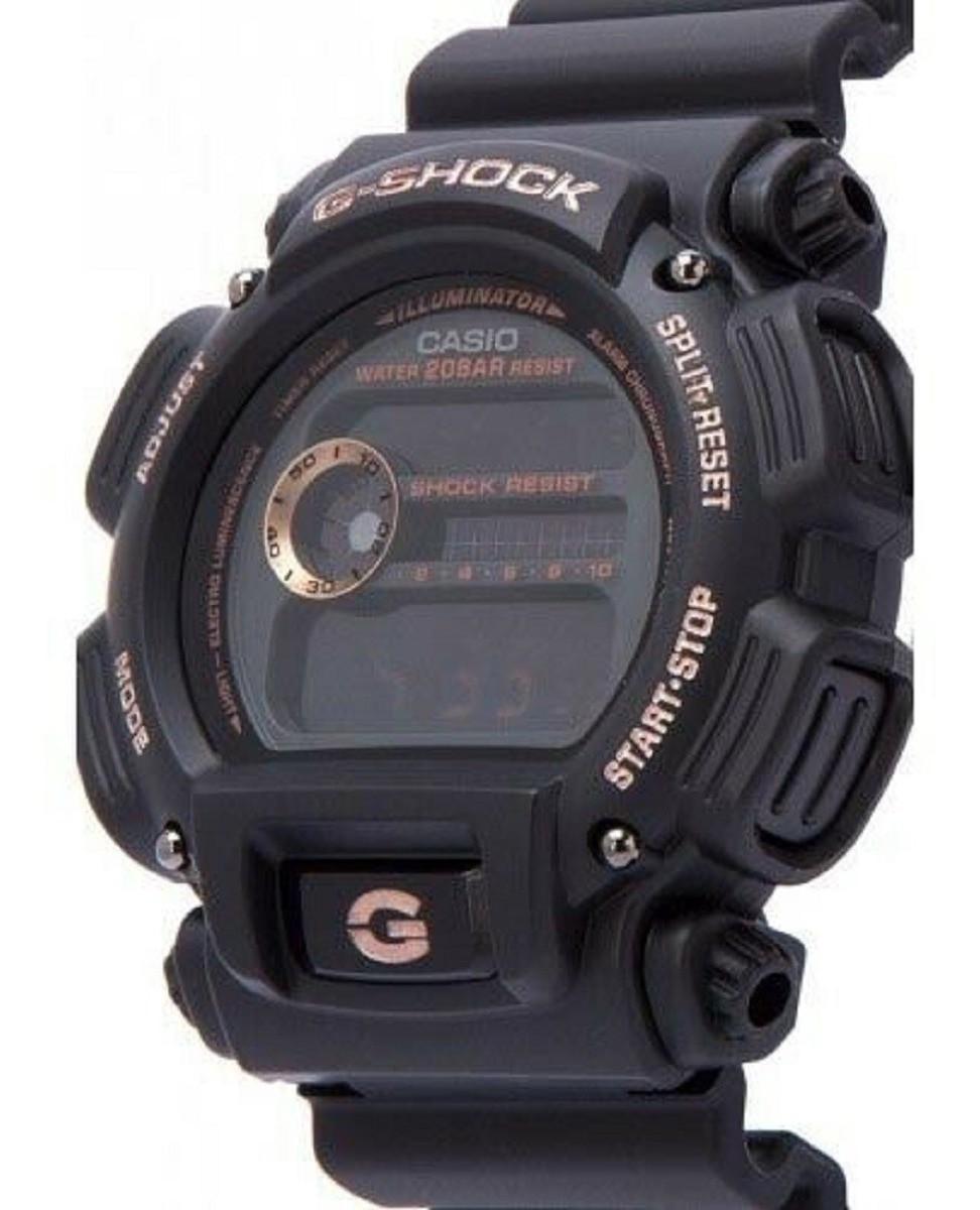 RELÓGIO CASIO MASCULINO G-SHOCK DW-9052GBX-1A4DR - cod interno 030028699