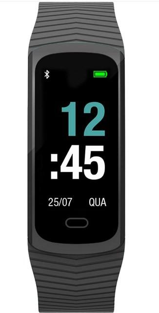 RELÓGIO MORMAII UNISSEX SMARTWATCH FIT GPS  MOB3AA/8P - COD 30028219