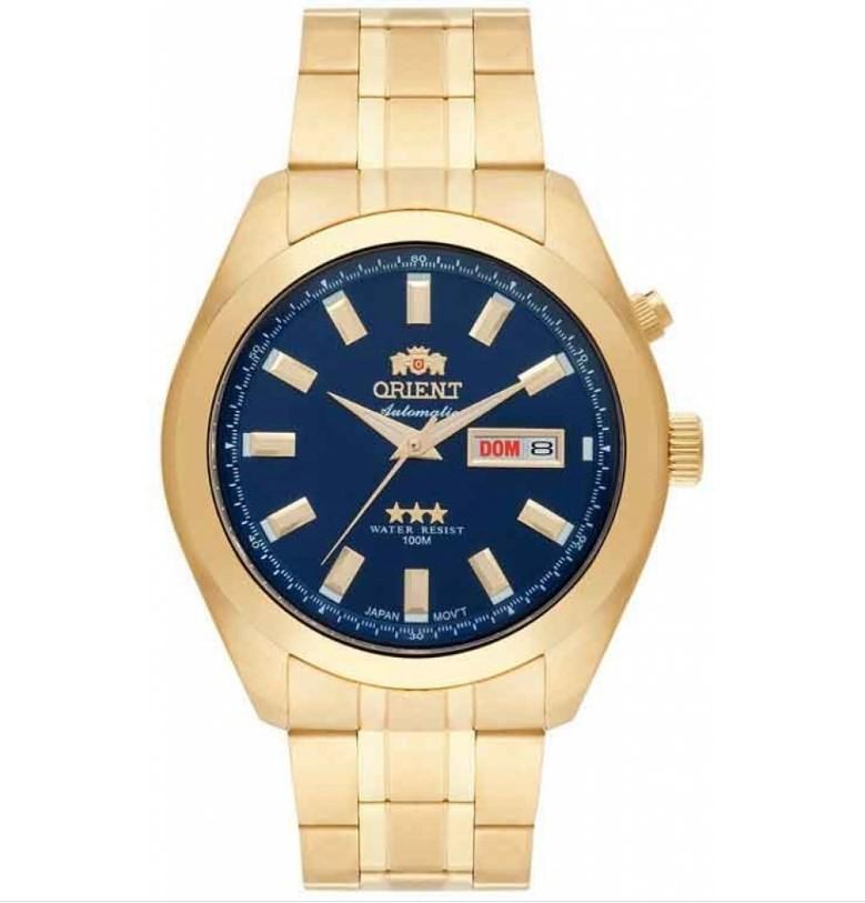 Relógio Orient Automático 469GP075 D1KX - COD 30023711