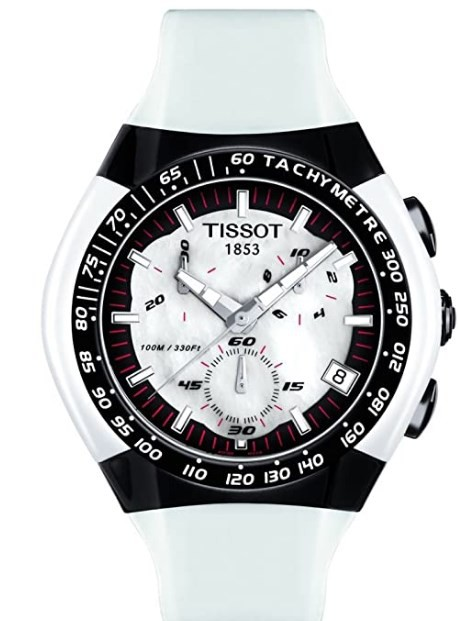 RELÓGIO TISSOT MASCULINO WATCH T-TRACX COLLECTION T0104171711101 - COD 30000269