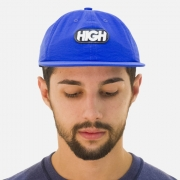 Bone High 6 Panel Logo