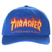 Boné Thrasher Dad Hat Flame