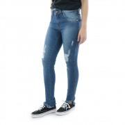 Calça 767 Jeans Cos Alto Feminina