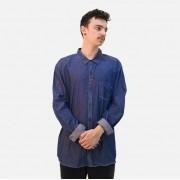 Camisa Globe Jeans Denim