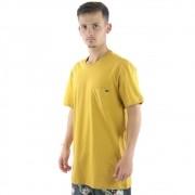 Camiseta Billabong Mesa Slub Crew