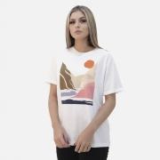 Camiseta Dzarm Manga Curta Com Estampa