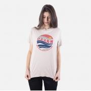 Camiseta Dzarm Mm Fem