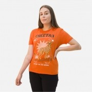 Camiseta Dzarm Mm Fem