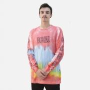 Camiseta Hocks Beach Ml - Tie Dye