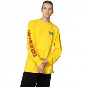 Camiseta Ml Vans X The Simpsons Krusty