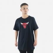 Camiseta Nba Estampa Vinil Chicago Bulls