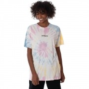 Camiseta Regular Approve Tie Dye Esponjada Colorid