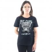 Camiseta Rip Curl Leopard Tee