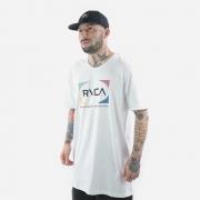 Camiseta Rvca Quad