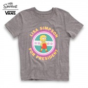 Camiseta Vans X The Simpsons Lisa