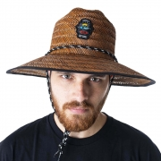 Chapeu Ripcurl Icons Straw Hat