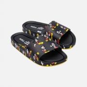 Chinelo Melissa Beach Slide + Mickey And Friends