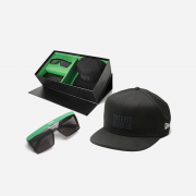Kit Box Evoke X New Era Óculos + Boné