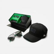 Kit Box Evoke X New Era Óculos + Boné