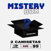 Mistery Box - 2 Camisetas Mormaii