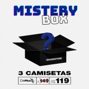 Mistery Box - 3 Camisetas Dahui