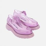 Sapato Melissa Block + Opening