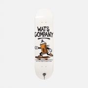 Shape Wats Marfim Lata 7.75