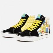Tênis Vans Sk8 - Hi X The Simpsons 1987-2020