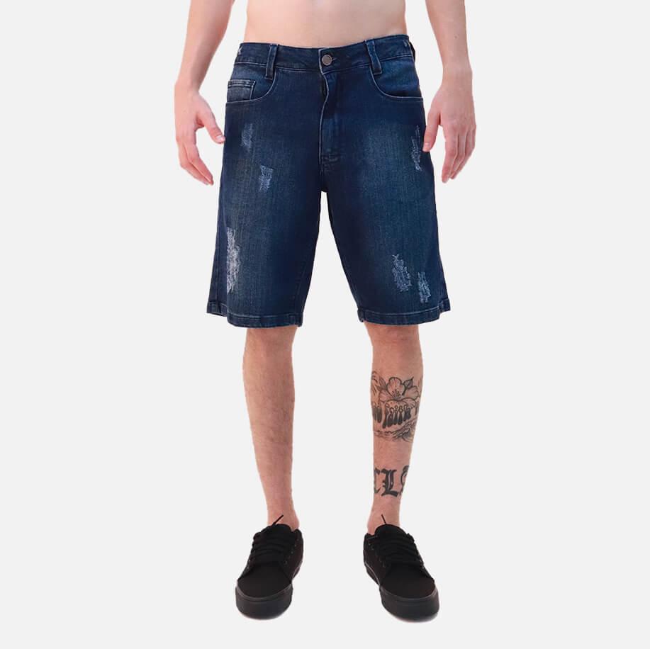 Bermuda Jeans Hocks Mlk