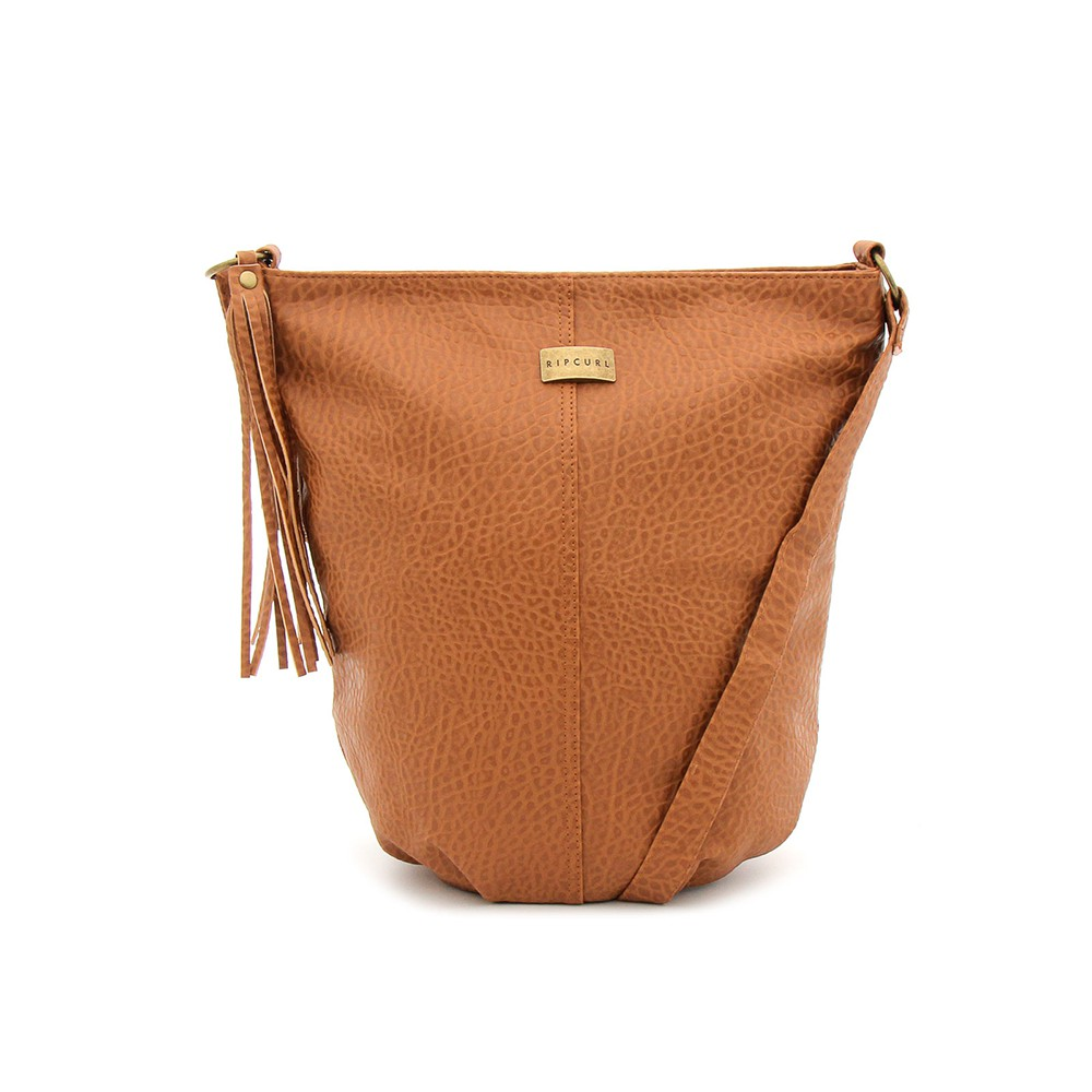 Bolsa Rip Curl Surf Ess Shoulder Tan