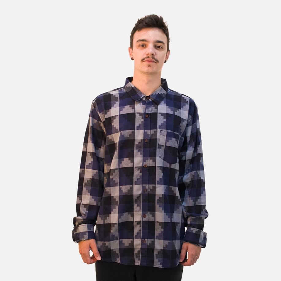Camisa Lost Jackard