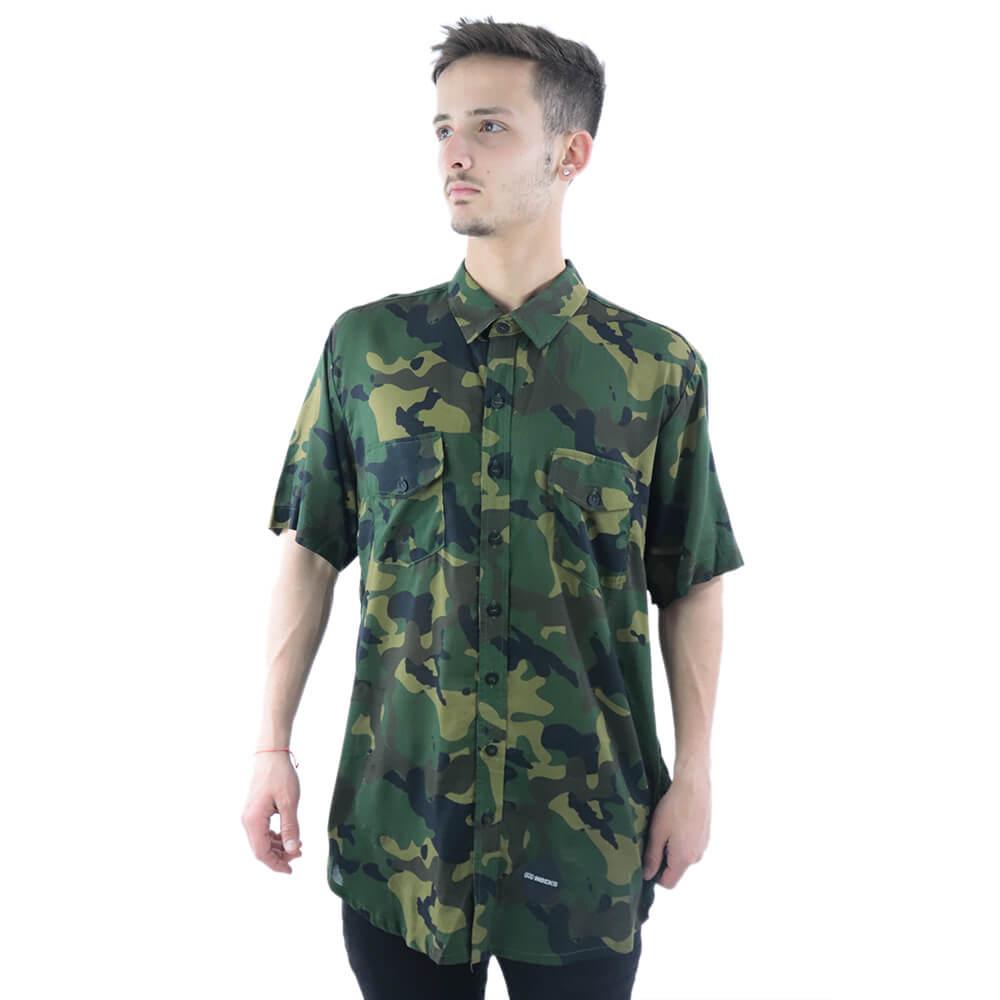 Camisa Mc Hocks Milicia