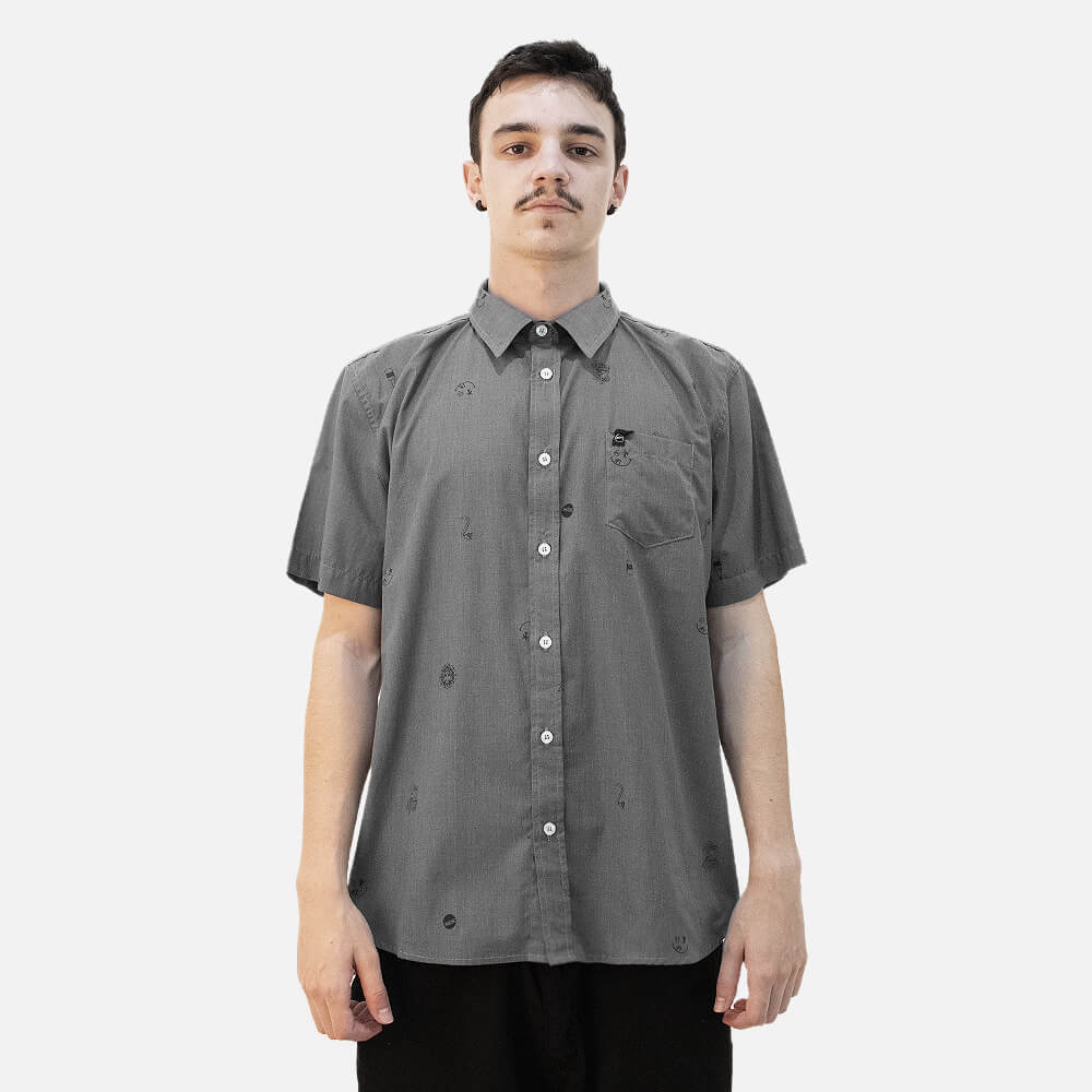 Camisa Mc South To South Pes