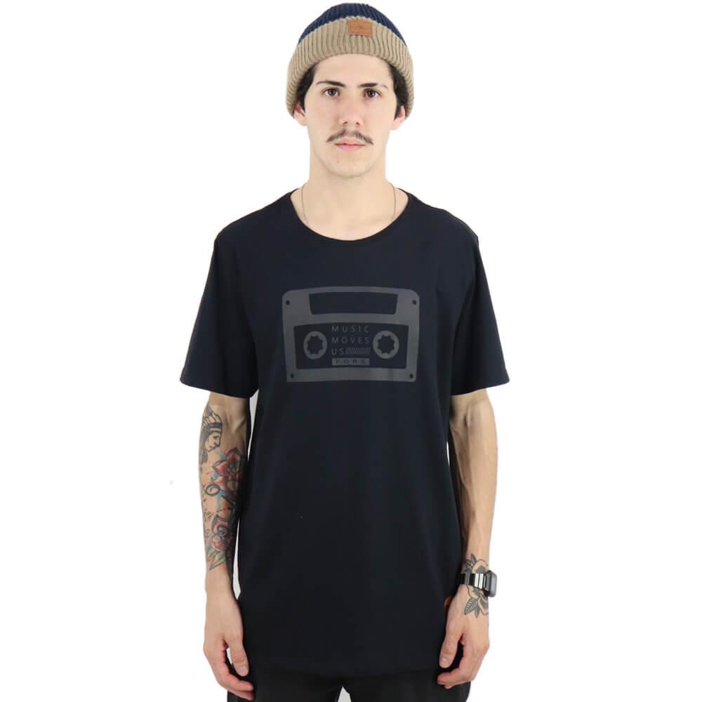 Camiseta Fors Retro Termo Flex