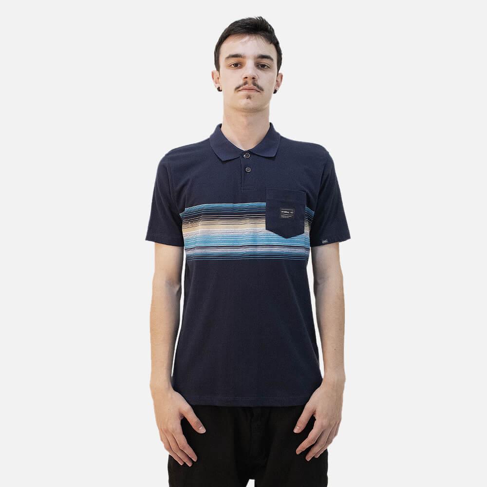 Camiseta Polo Mc Oneill Williams Crew