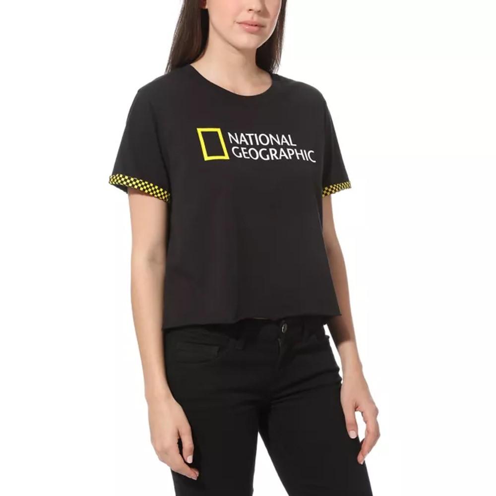 Camiseta Vans Net Geo Rollout
