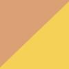 Bege/Amarelo
