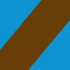 Azul/Amendoa/Azul