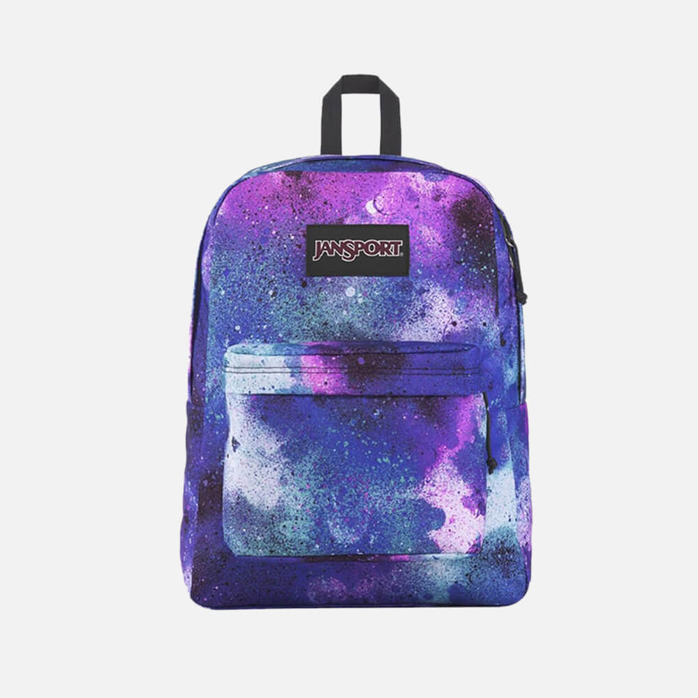 Mochila Jansport Superbreak Graffiti Clouds