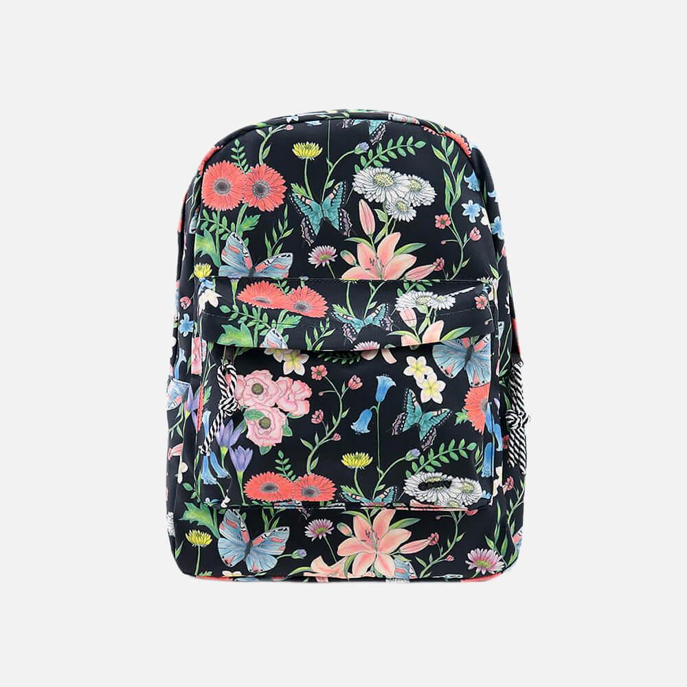 Mochila Perky Floral Grafico