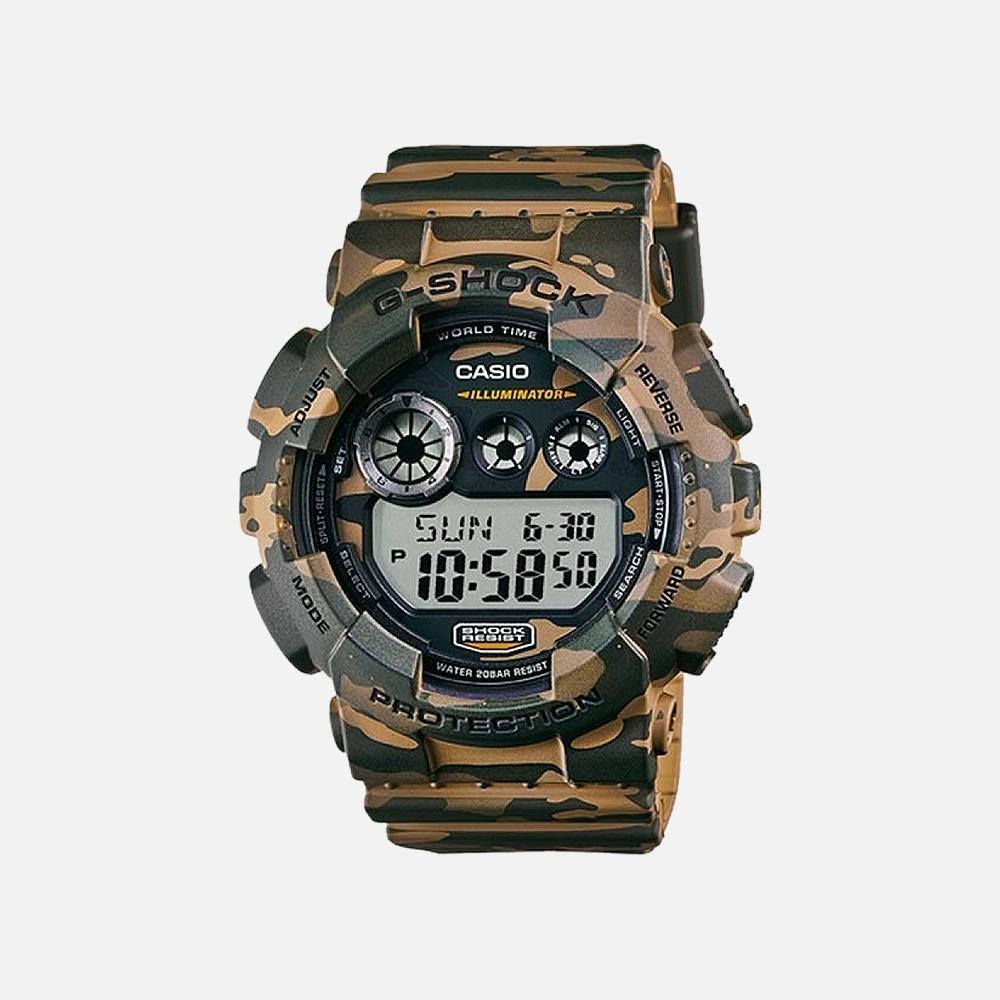 Relogio G-Shock Digital GD-120CM-5DR
